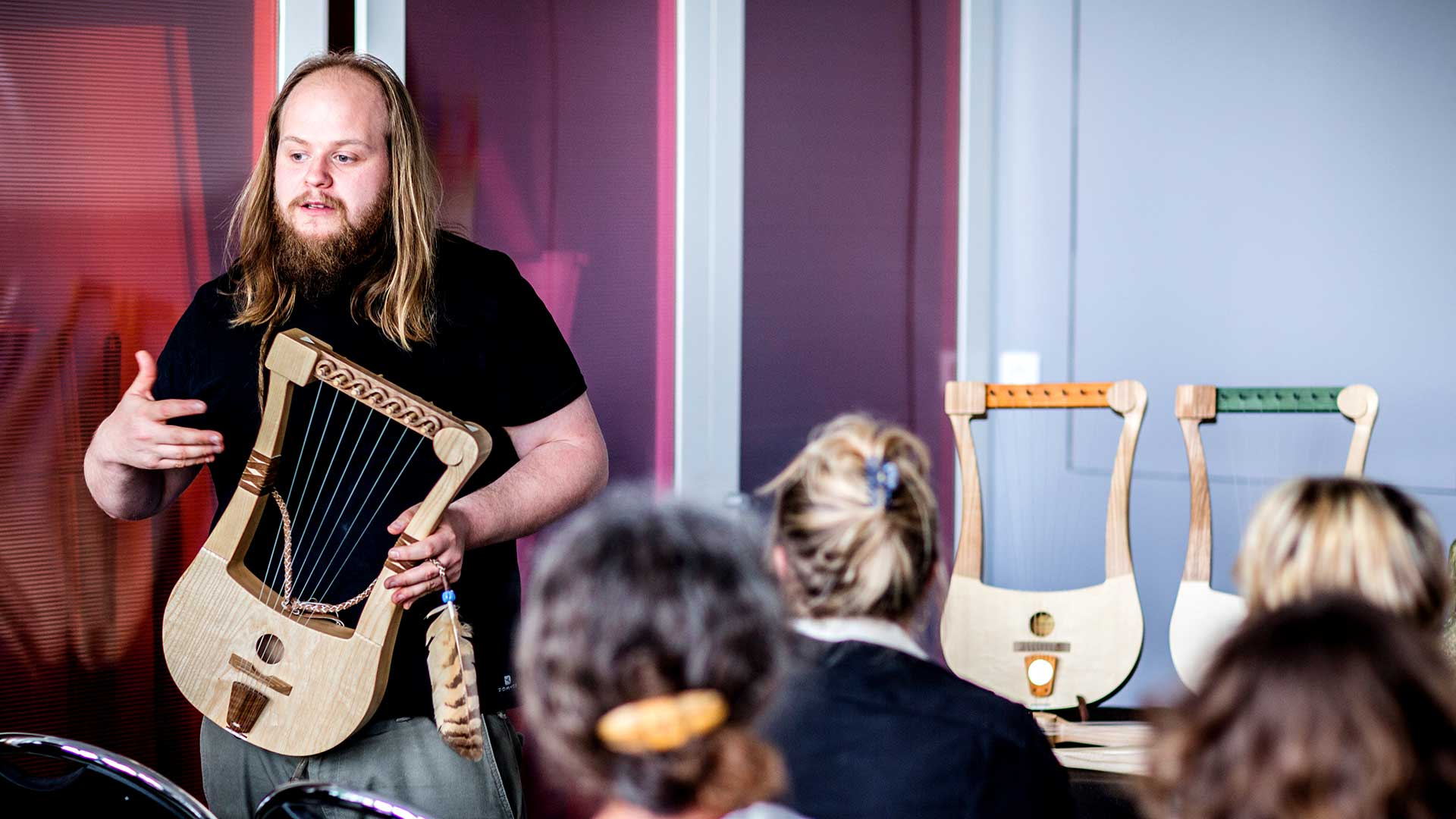 musique antique skald