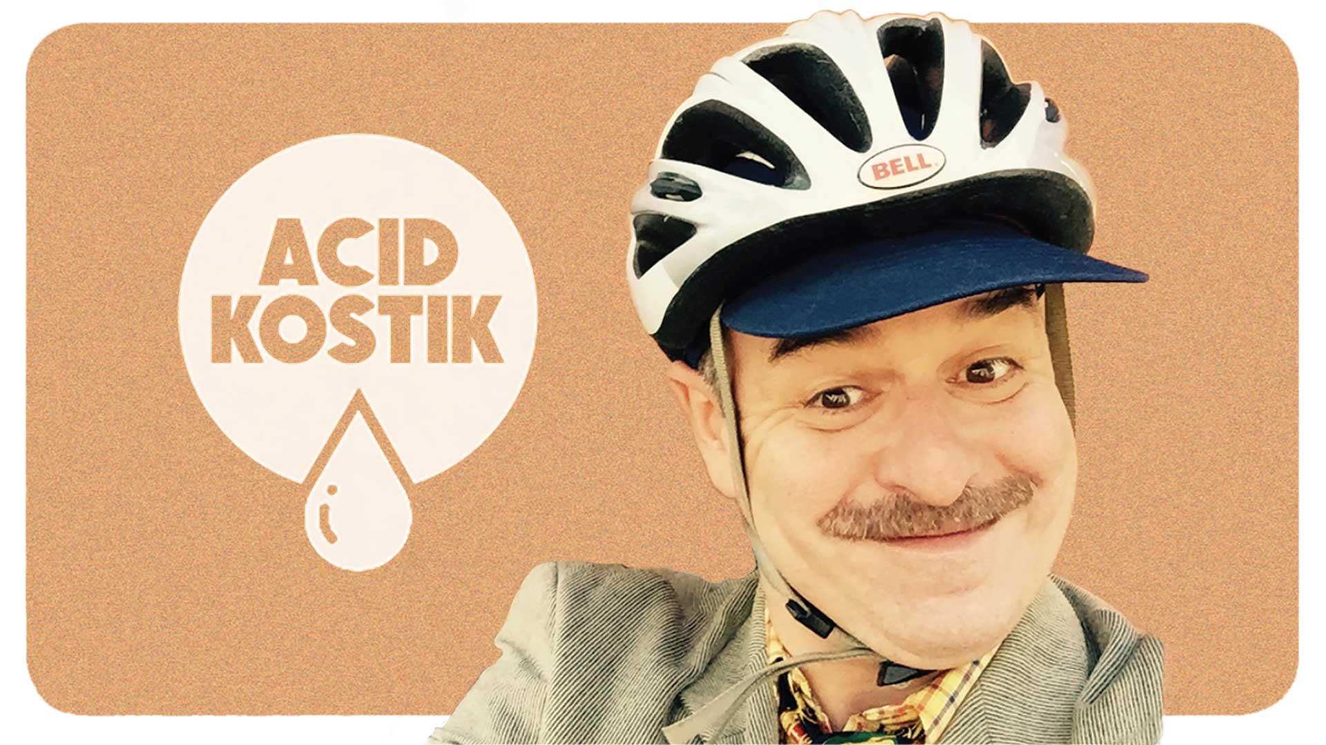 acid kostik