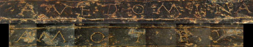Une tendre découverte en ce jour de la Saint Valentin - Inscriptions
